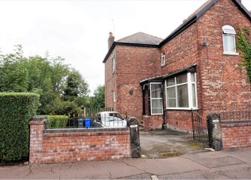 Thumbnail 3 bed semi-detached house for sale in Glen Avenue, Manchester