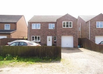 Thumbnail 4 bed detached house for sale in Smeeth Road, Marshland St James, Wisbech