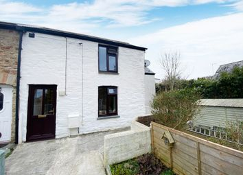 Thumbnail 2 bed cottage for sale in St. Marys Road, Bodmin
