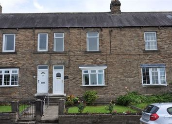 Thumbnail 2 bed terraced house for sale in Branch Terrace, Stocksfield