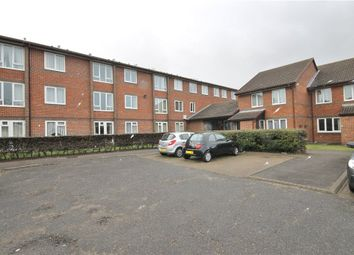 Thumbnail 1 bed flat for sale in Manor Farm Court, Manor Farm Lane, Egham, Surrey