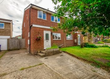 Thumbnail 3 bed semi-detached house for sale in Baden Powell Crescent, Towcester