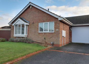 Thumbnail 2 bed detached bungalow to rent in Chancel Road, Scunthorpe