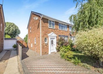 Thumbnail 3 bedroom semi-detached house for sale in Russell Close, Sittingbourne, Kent