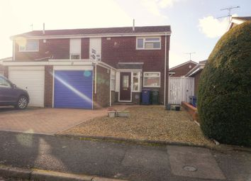 Thumbnail 2 bedroom semi-detached house for sale in Killin Close, Chapel Park, Newcastle Upon Tyne