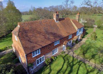 Thumbnail 6 bed detached house for sale in Ashford Road, High Halden, Kent
