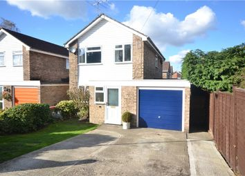 Thumbnail 3 bed detached house for sale in Ryelaw Road, Church Crookham, Fleet