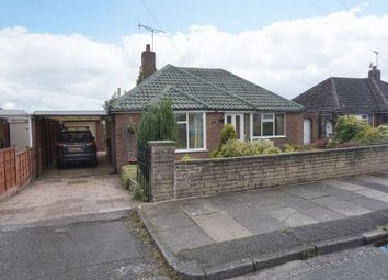 Thumbnail 2 bed detached bungalow for sale in Derby Road, Talke, Stoke-On-Trent, Staffordshire