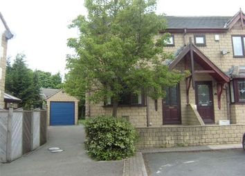 Thumbnail 3 bed semi-detached house to rent in Lees House Road, Dewsbury