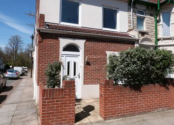 Thumbnail 2 bedroom terraced house to rent in Milton Road, Portsmouth