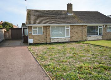Thumbnail 2 bed semi-detached bungalow for sale in Fenlands Crescent, Lowestoft