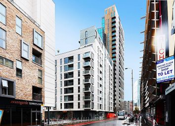 Thumbnail 3 bed flat to rent in Avantgarde Place, Shoreditch