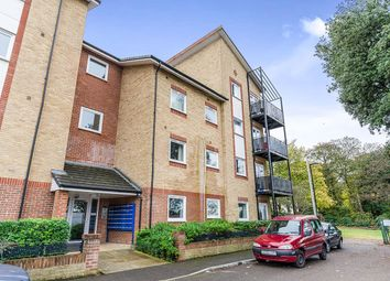Thumbnail 2 bed flat for sale in Vespasian Road, Southampton