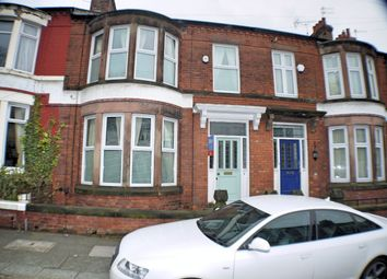 Thumbnail 4 bed terraced house to rent in Wyndcote Road, Liverpool