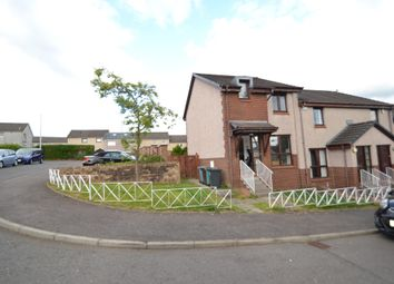 Thumbnail 3 bed end terrace house for sale in Rochsoles Crescent, Airdrie, Lanarkshire