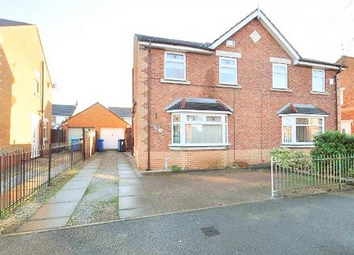 Thumbnail 3 bed semi-detached house to rent in Lindengate Avenue, Hull