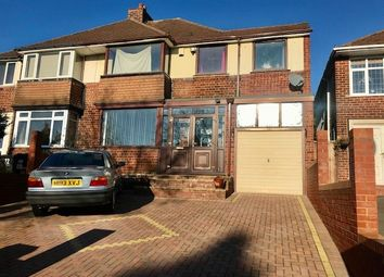 Thumbnail 4 bed semi-detached house to rent in Scott Road, Great Barr