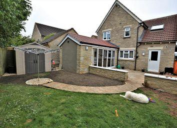 Thumbnail 4 bed property for sale in Glebelands Close, Cheddar