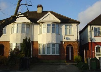 Thumbnail 2 bed maisonette to rent in Wrottesley Road, London