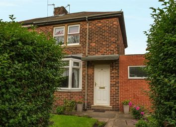 Thumbnail 2 bed semi-detached house for sale in Rutherford Street, Wallsend, Tyne And Wear