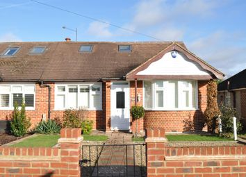 Thumbnail 4 bed semi-detached bungalow for sale in Nutcroft Grove, Fetcham, Leatherhead