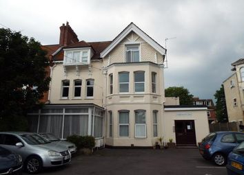 Thumbnail 1 bed flat for sale in 8 Owls Road, Bournemouth, Dorset
