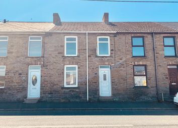 Thumbnail 3 bed terraced house for sale in Station Road, Penclawdd