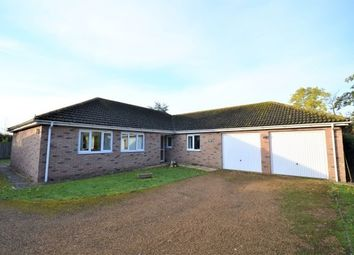 Thumbnail 4 bed bungalow to rent in Green End, Ely