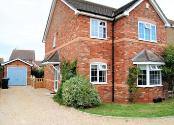 Thumbnail 4 bed detached house for sale in Zara Close, Boston, Lincs
