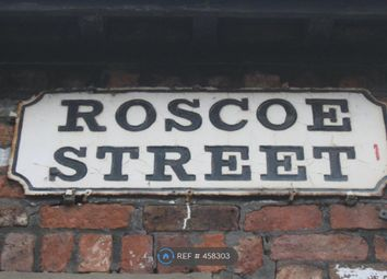 Thumbnail Studio to rent in Roscoe Street, Liverpool