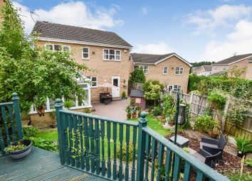 Thumbnail 4 bed detached house for sale in Woodstock Drive, Hasland, Chesterfield