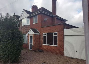 Thumbnail 3 bedroom semi-detached house for sale in Kingsway, Lincoln