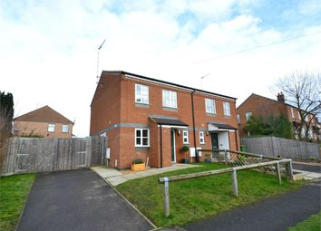 Thumbnail 2 bed semi-detached house to rent in Olivia Road, Brampton, Huntingdon, Cambridgeshire