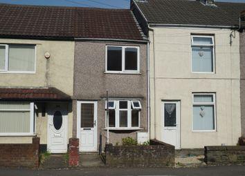 Thumbnail 1 bed terraced house for sale in Llangyfelach Road, Brynhyfryd