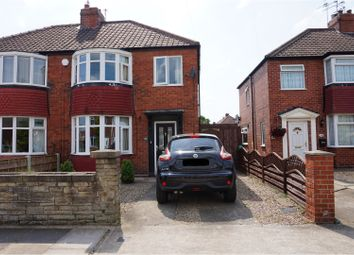 Thumbnail 3 bedroom semi-detached house to rent in Whernside Avenue, York