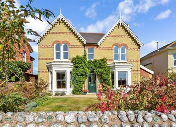 Thumbnail 6 bed detached house for sale in Gate Lane, Freshwater Bay, Isle Of Wight