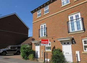Thumbnail 3 bed town house for sale in Leigh Road, Sittingbourne