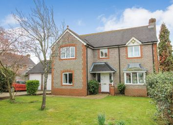Thumbnail 4 bed detached house for sale in Celandine Grove, Thatcham