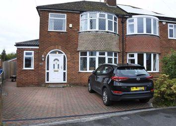 3 bed semi-detached house for sale in Okehampton Crescent, Sale M33