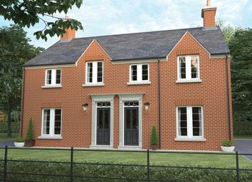 Thumbnail 3 bed semi-detached house for sale in The Woburn, Plot 11, Deer Park Lane, Off Coach Road, Ripley