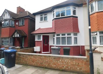 Thumbnail 3 bed semi-detached house for sale in Monks Park Gardens, Wembley