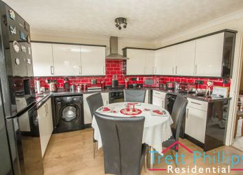 Thumbnail 2 bed semi-detached house for sale in Back Lane, Catfield, Great Yarmouth