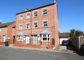 Thumbnail 4 bed town house for sale in 22 Brindle Way, Norton, Malton