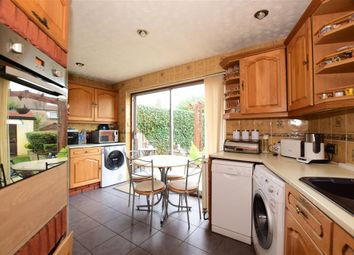 Thumbnail 4 bedroom end terrace house for sale in Eccleston Crecent, Romford, Essex