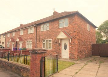 Thumbnail 3 bed end terrace house for sale in Kingsland Crescent, Liverpool