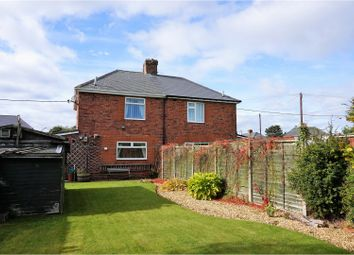 Thumbnail 2 bed semi-detached house for sale in Barnard Avenue, Ludworth