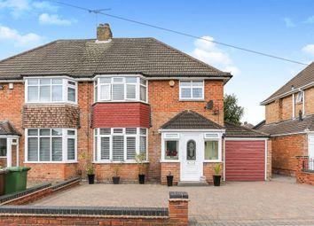 3 bed semi-detached house for sale in Southfield Avenue, Castle Bromwich, Birmingham B36