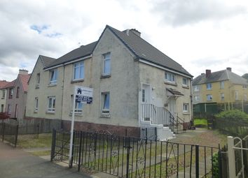 Thumbnail 2 bed flat for sale in School Street, Coatbridge