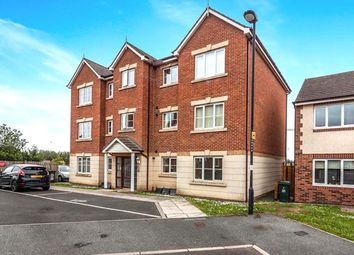 Thumbnail 2 bedroom flat for sale in York Court, York Drive, Wallsend