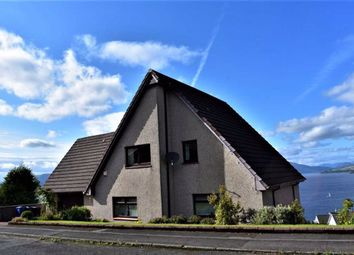 Thumbnail 4 bed town house for sale in 34, Carnoustie Avenue, Gourock, Renfrewshire